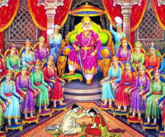 Vanshavali – Maharaj Agrasen